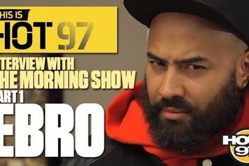 """VH1's """"This Is Hot97"""" Ebro, Peter Rosenberg & Cipha Sounds Interview (Part 1)"""