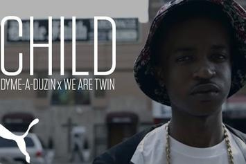 "[Puma : The Shoestring Experience]  Dyme-A-Duzin x We Are Twin - ""Child"""