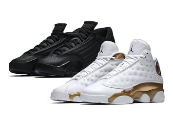 """Air Jordan 13/14 """"Defining Moments"""" Pack Official Images + Release Date Revealed"""