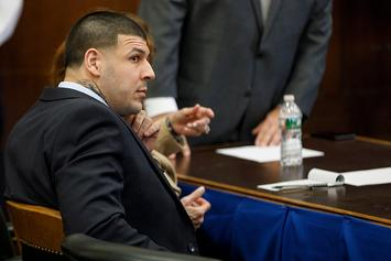 Aaron Hernandez's Family Wants To Donate His Brain To CTE Research