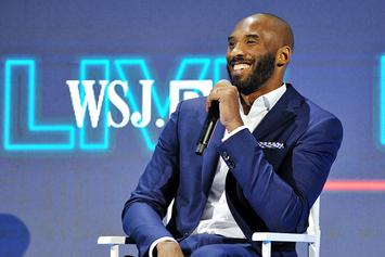 Kobe Bryant Explains Why He Doesn't Miss The Game Of Basketball