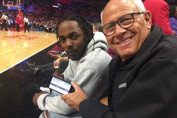 LAPD Commissioner Considers Kendrick Lamar A Friend
