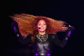 """Janet Jackson Announces """"State Of The World"""" Tour"""