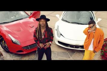 "Kid Ink Feat. Ty Dolla $ign ""F With U"" Video"
