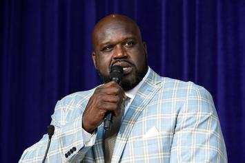 Shaq Announces He's Running For Sheriff In 2020