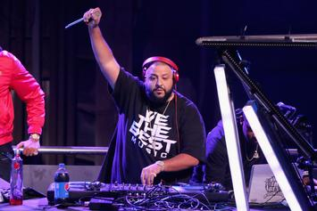 "DJ Khaled's ""I'm The One"" Sets Apple Music Streaming Record"