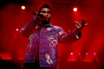 The Weeknd Shares Real Baby & Family Photos