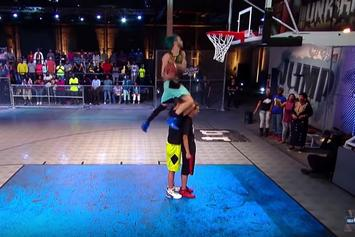 """Watch Highlights From """"The Dunk King"""" Season 2, Episode 1"""
