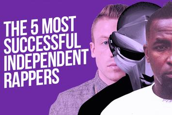 5 Most Successful Independent Rappers