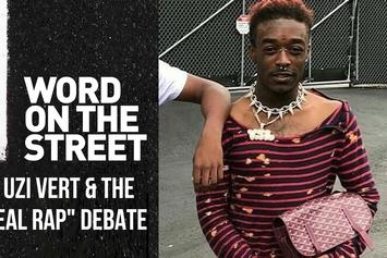 "Lil Uzi Vert & The ""Real Rap"" Internet Debate (Word on the Street)"