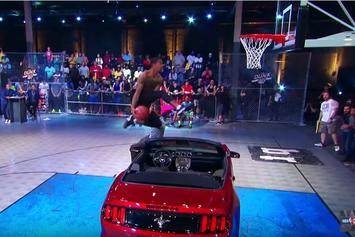 """Watch The Best Dunks From """"The Dunk King"""" Season Finale"""