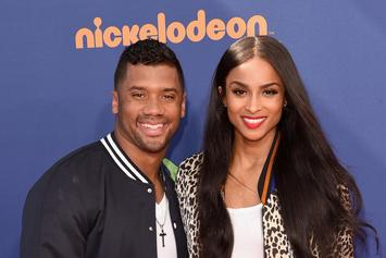 Russell Wilson Plays Baseball With Baby Future In New Video