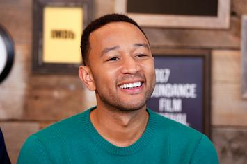 John Legend Donates $5,000 To Seattle's School-Meal Debt