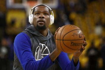 """Watch """"Still KD"""" Episode 5, Following Kevin Durant's Journey To The NBA Finals"""