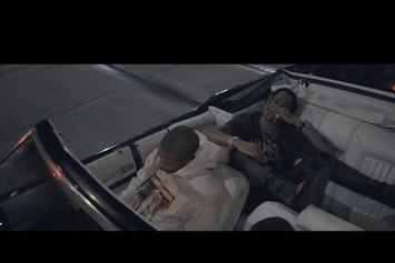 "Travis Scott ""Way Back"" Video"