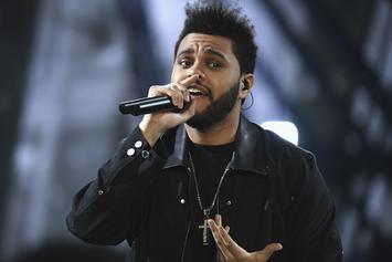 The Weeknd Teases New Pop-Up Shop Coming To New York City
