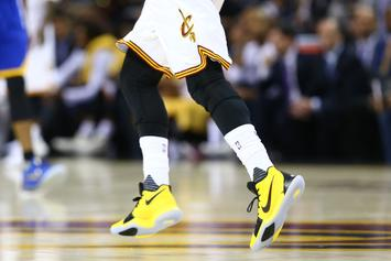 Kyrie Irving Debuted This Brand New Nike Kyrie 3 During Game 3