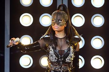 "Nicki Minaj Talks New ""Classic Hip-Hop"" Album, Dr. Dre & Eminem"
