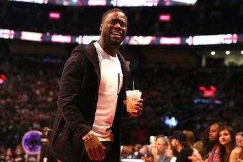 "Kevin Hart Congratulates/Trolls Durant: ""Ya Mom Still Spanks You"""