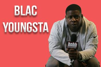 """Blac Youngsta Elaborates On """"I'm Innocent"""" & Working With Lil Yachty"""