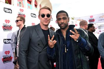 Calvin Harris Announces Single With Big Sean, Pharrell, & Katy Perry