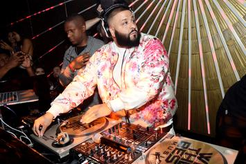 DJ Khaled Hits The Breakfast Club, Talks Birdman, Breast Milk, & More