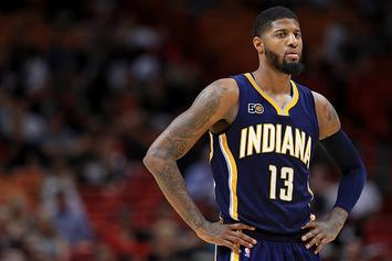 Indianapolis Store Gives Away Paul George Apparel For Free