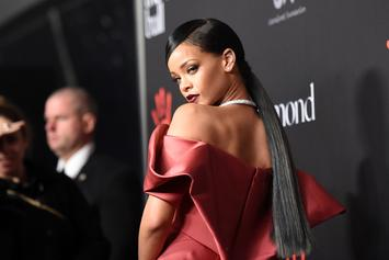 Rihanna's New Flame Reported To Be Toyota Heir Hassan Jameel