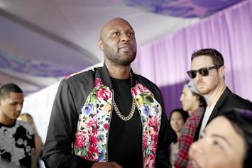 Lamar Odom Opens Up About His Relationship With Rob Kardashian