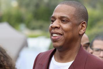 "Jay-Z's ""4:44"" Is Now Streaming On Apple Music"