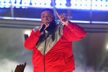 DJ Khaled Hits Multiple Music Milestones, Courtesy Of The RIAA