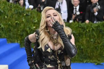 An Old Deal Reportedly Prevents Madonna From Blocking Tupac Letter Sale
