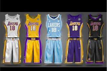 Artist Designs Nike x NBA Concept Jerseys For Next Season