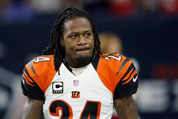 """NFL Suspends Adam """"Pacman"""" Jones For Violating Personal Conduct Policy"""