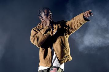 Travis Scott Mourns Loss of Longtime Bodyguard