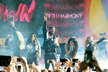 "Fifth Harmony & Gucci Mane Perform ""Down"" On Jimmy Fallon"