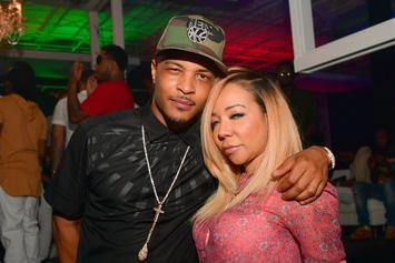 T.I. & Tiny Take Family Vacation Amid Divorce