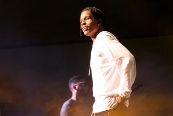 "ASAP Rocky Announces That ""Cozy Tapes Vol. 2"" Is Finished"