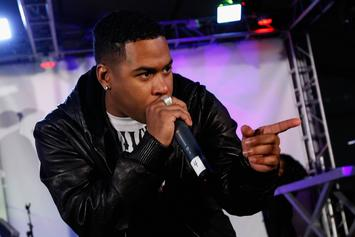 Bobby Valentino Says He's Being Extorted By Prostitute: Report