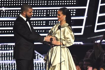 Drake's Outfit Copied By Rihanna In New Picture