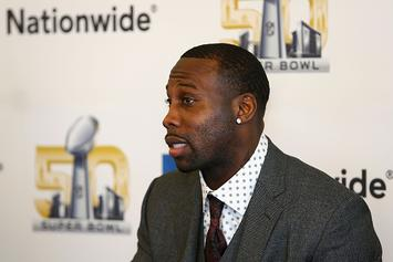 """Anquan Boldin Retires: """"My Life's Purpose Is Bigger Than Football"""""""