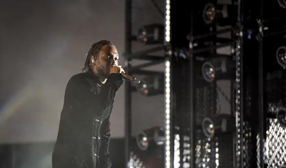 "Kendrick Lamar's ""DAMN."" Expected To Return To No. 1 Next Week"