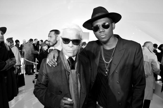 Theophilus London x Karl Lagerfield