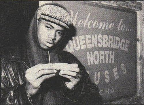 Nas was still quite young when he conceived of Illmatic.