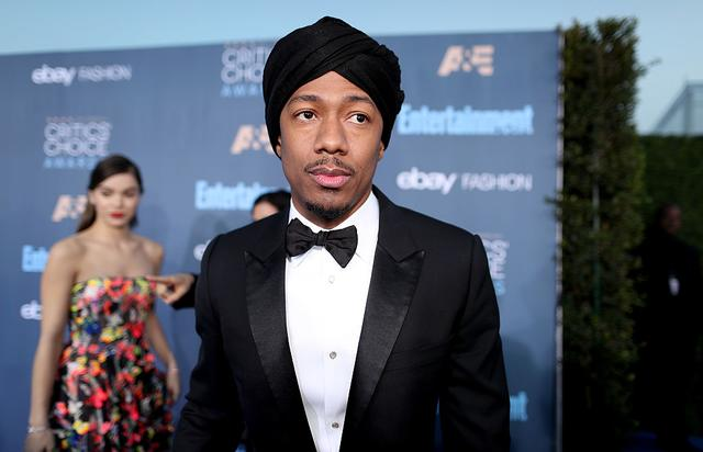 Nick Cannon attends The 22nd Annual Critics' Choice Awards at Barker Hangar on December 11, 2016 in Santa Monica, California.