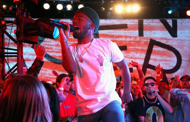 MadeinTYO performs onstage at MTV's 'Wonderland' LIVE Show on October 20, 2016 in Los Angeles, California.