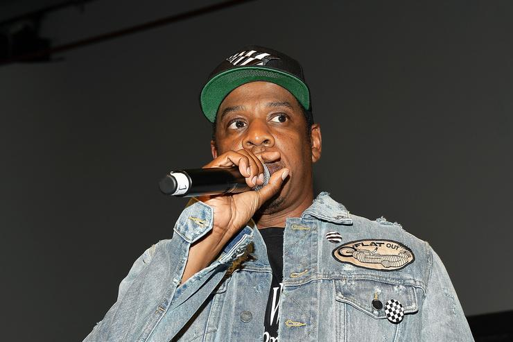 Listen to Jay Z's 70-Minute Interview on the Rap Radar Podcast