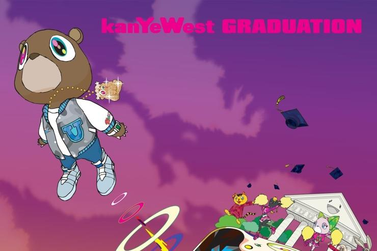 Graduation cover art