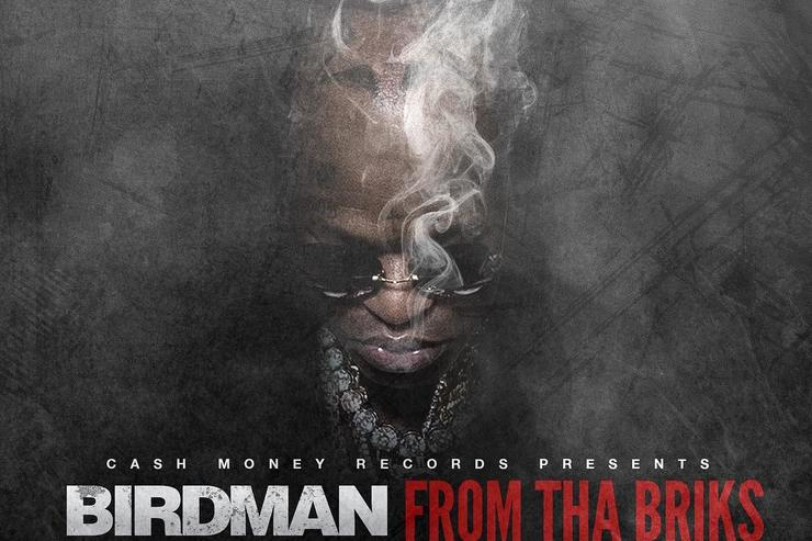 """album cover for Birdman's """"From Tha Briks"""""""