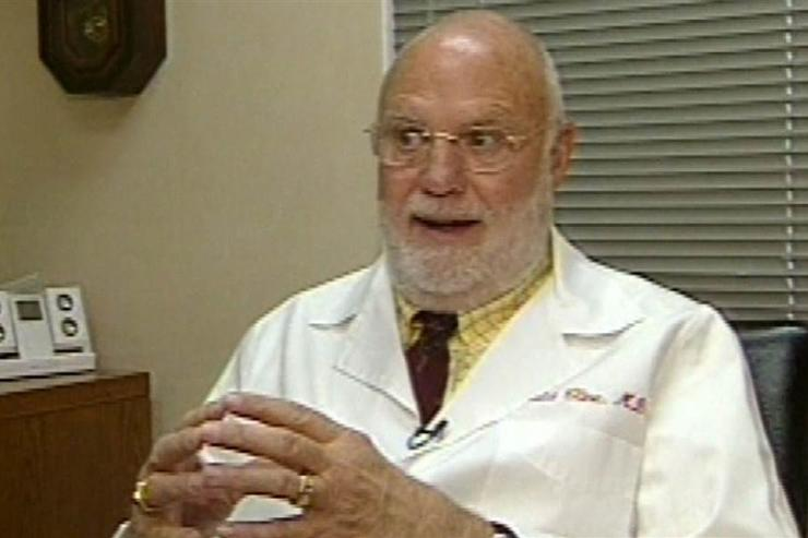 Donald Cline doctor